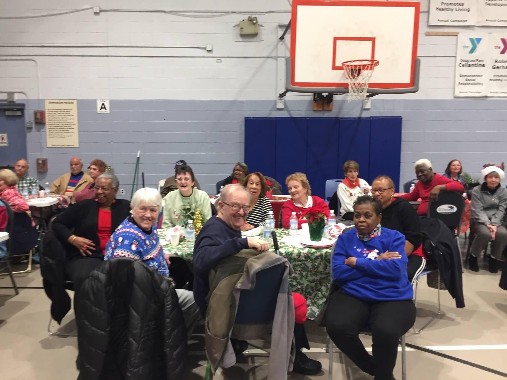 Abington YMCA - Christmas Lunch - One.jpg