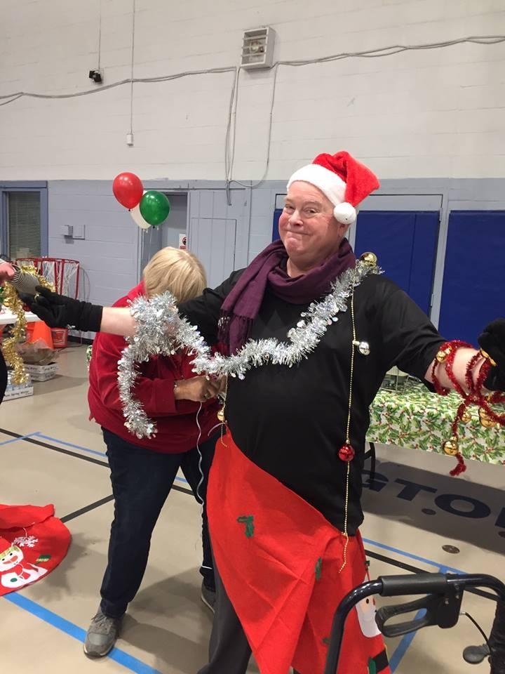 Abington YMCA - Christmas Lunch - Three.jpg