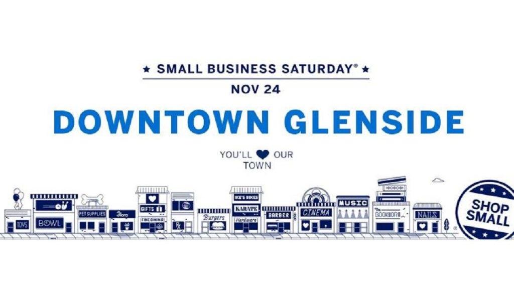 Glenside Local: Small Business Saturday  In Glenside