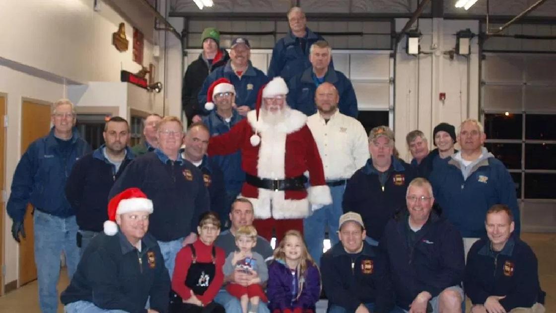 Glenside Local: Santa To Visit Oreland  On Sunday
