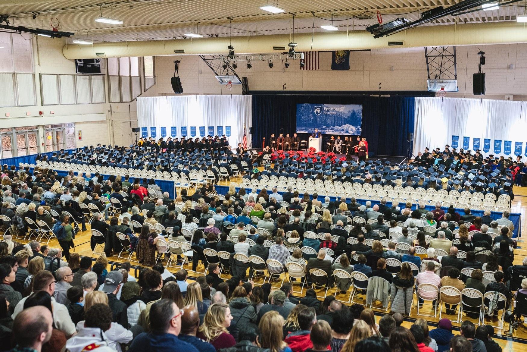 Glenside Local: Penn State Abington Commencement
