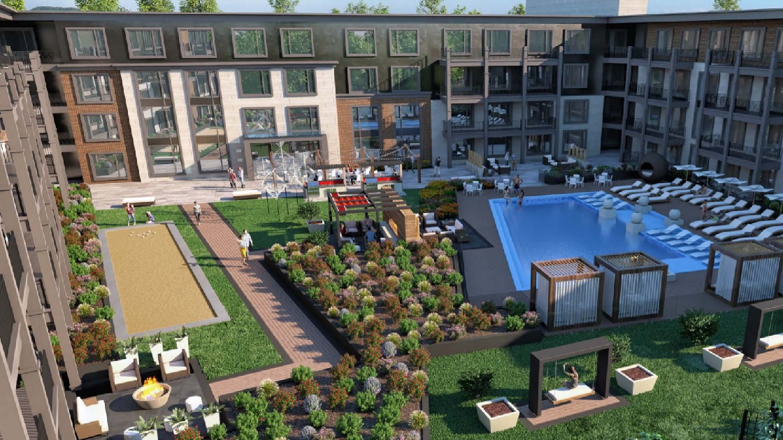 Abington Terrace - Image of Proposed Development - Courtyard.jpg