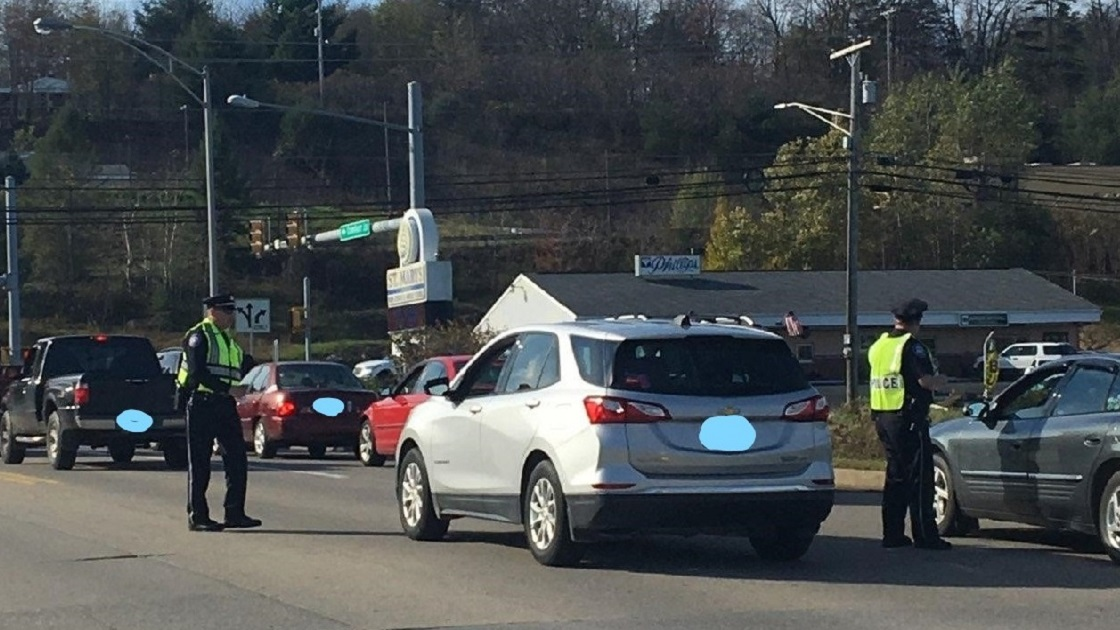 """Glenside Local: Thanksgiving """"Click It or Ticket"""" Mobilization"""