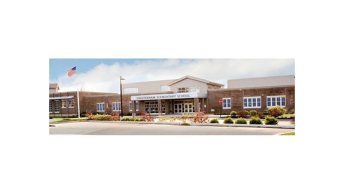 Cheltenham Elementary School - Outside - Front.JPG