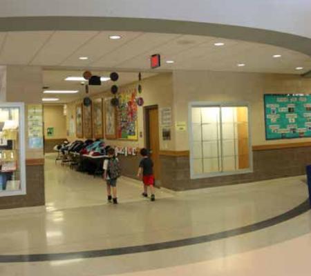 Cheltenham Elementary School - Interior.JPG