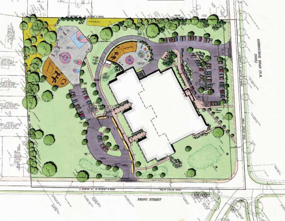 Cheltenham Elementary School - Layout.JPG