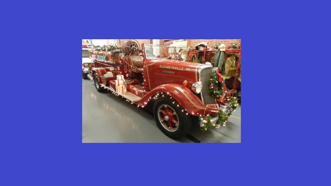 Glenside Local: Cheltenham Fire Company Santa Run
