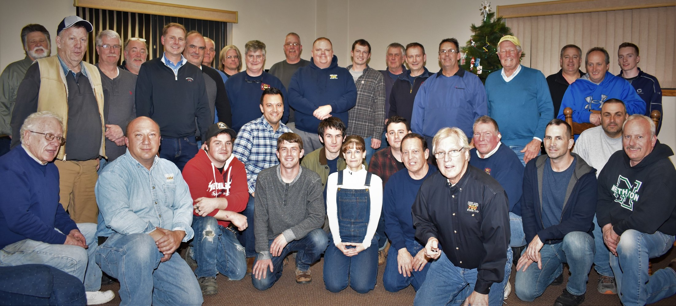 Oreland Fire Company - Christmas Party - One.jpg
