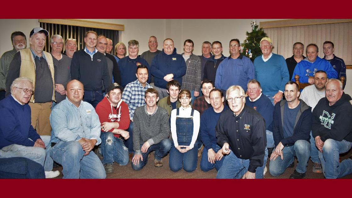 Glenside Local: Oreland Volunteer Fire Company Christmas Party