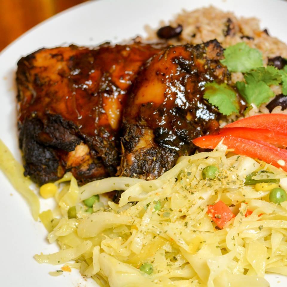R & R Caribean Cuisine - Jerk Chicken - One.jpg