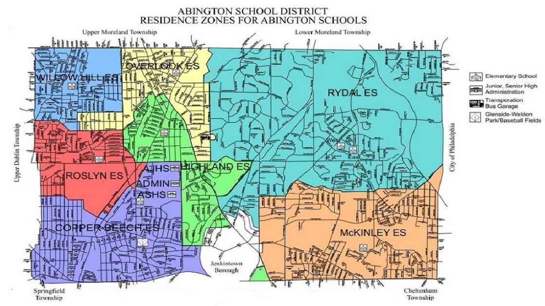 Glenside Local: New Leadership Sworn In At Abington School District