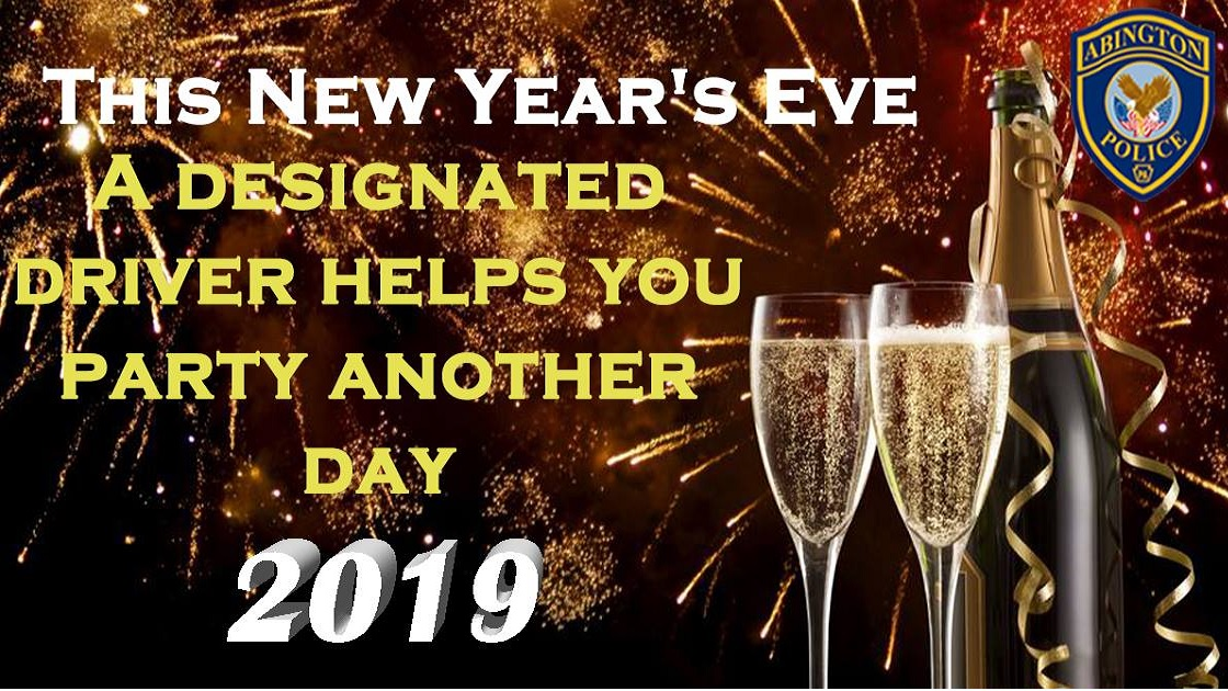 Glenside Local: New Year's Eve Designated Drivers