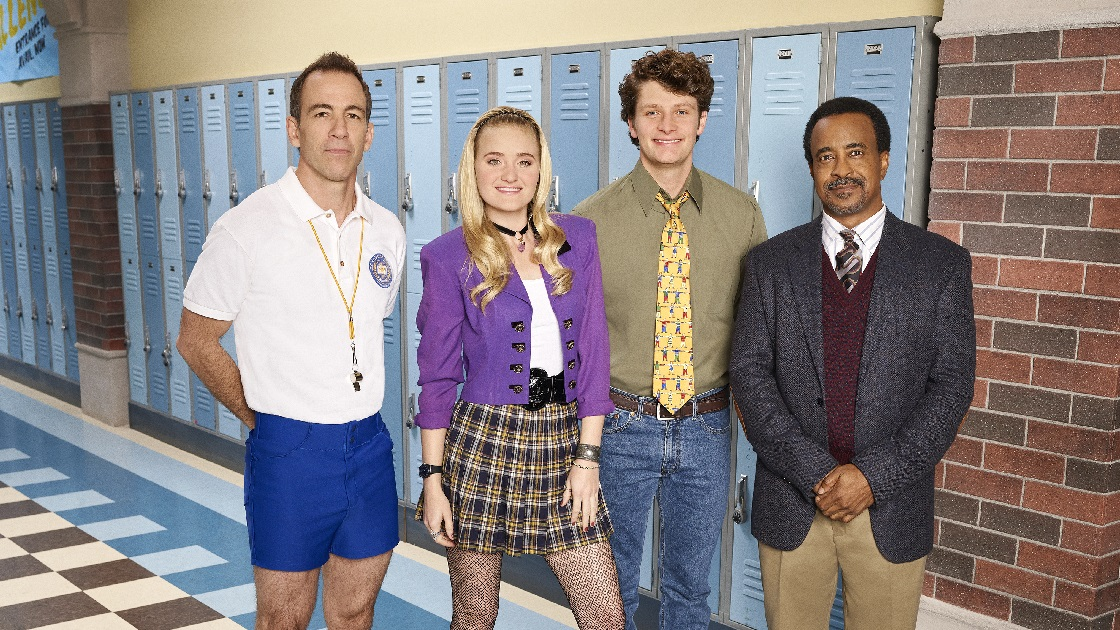 Glenside Local: Schooled - Spin-Off  Of The Goldbergs