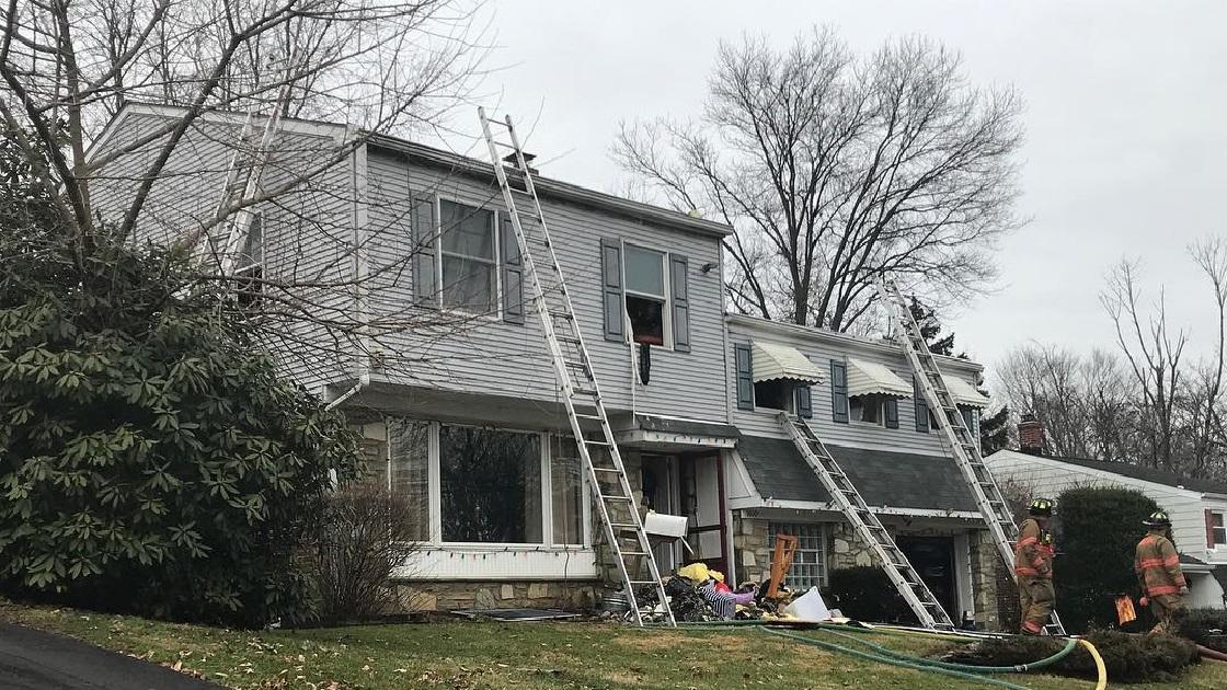 Glenside Local: House Fire On Highland Avenue