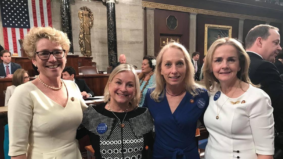 Glenside Local: Congresswoman Dean  Sworn In Today
