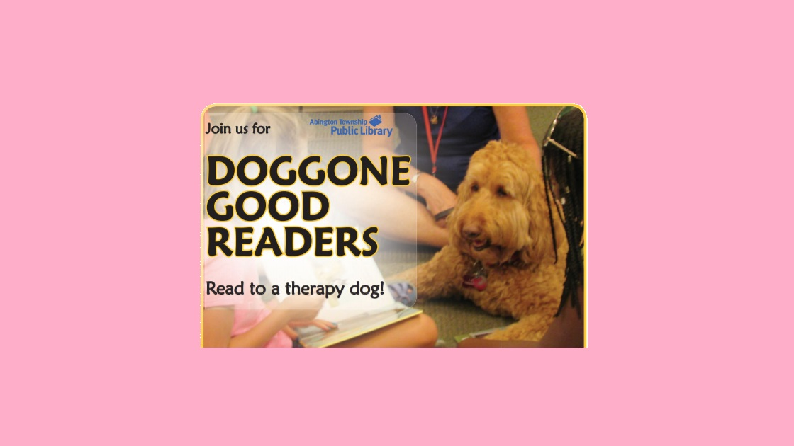 Glenside Local: Special Reading  Opportunities For Children