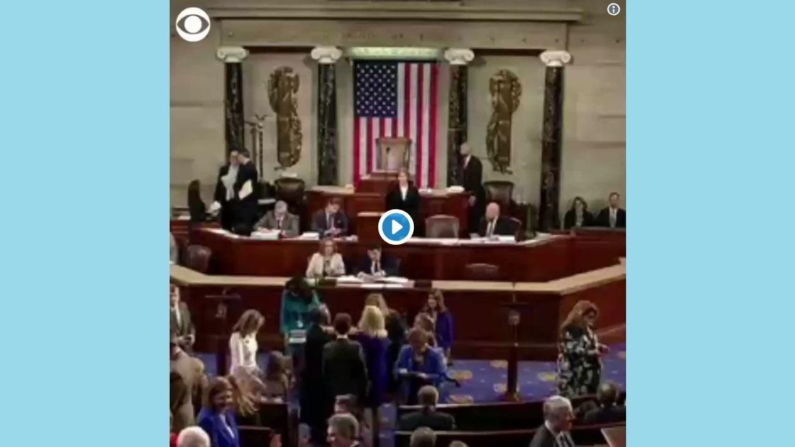 Glenside Local: In The News - Granddaughter Of Congresswoman Madeleine Dean In Congress