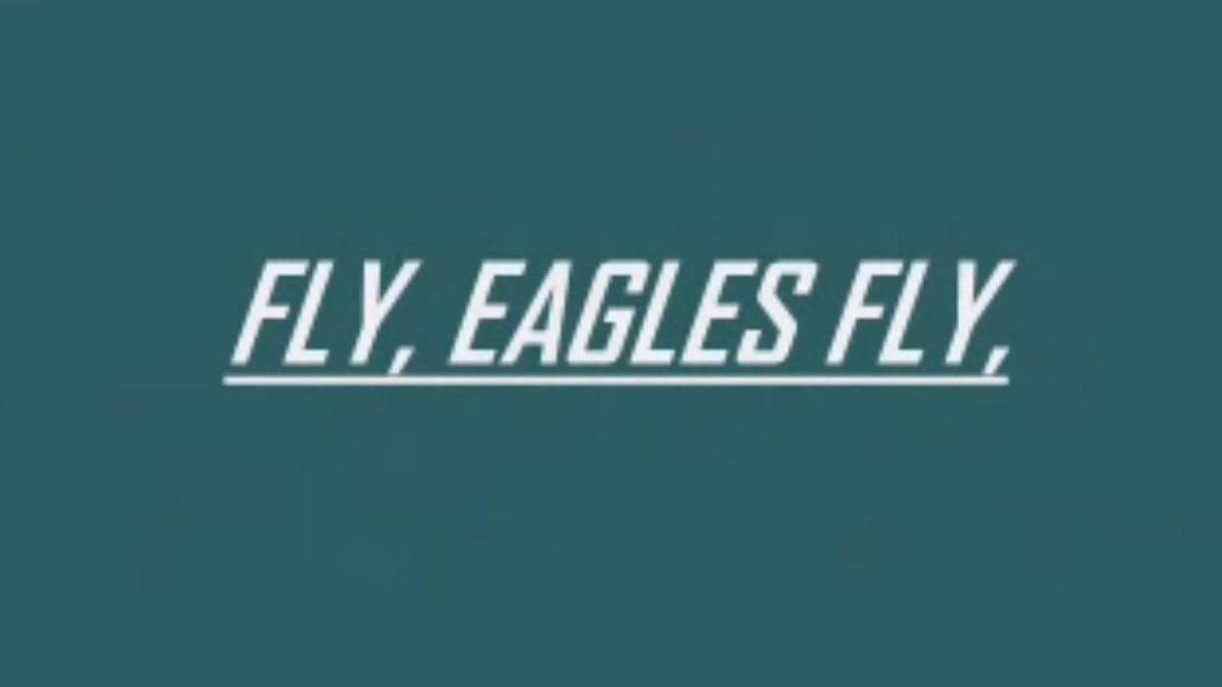 Glenside Local: Eagles Supporters At  Cheltenham Township  Emergency Management