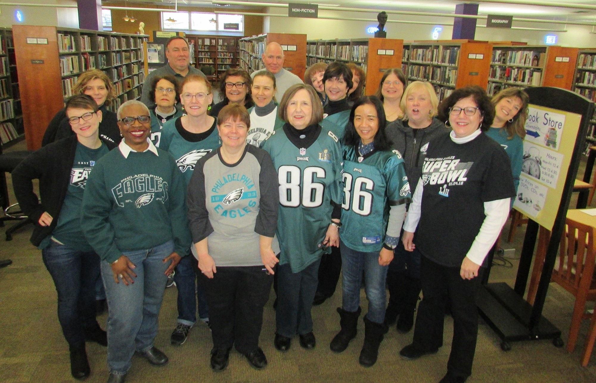 Abington Library - Eagles.jpg
