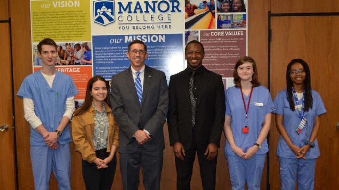 Glenside Local: Manor College Scholarship Recipients