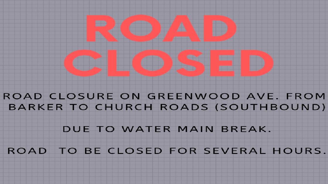 Glenside Local: Road Closure In  Cheltenham Township
