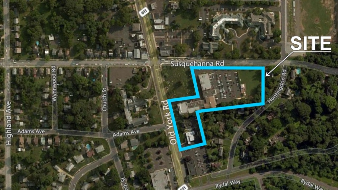 Glenside Local: Proposed Abington Terrace Planning Commission Meeting