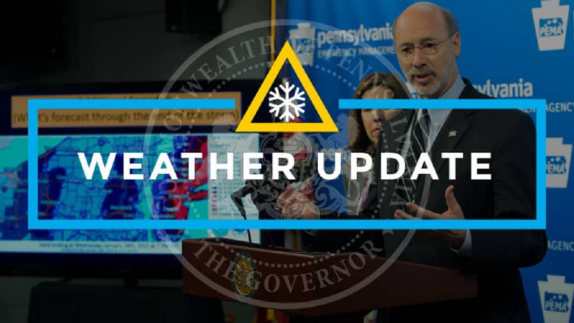Glenside Local: Pennsylvania Declares State  Of Emergency In Advance  Of Winter Storm