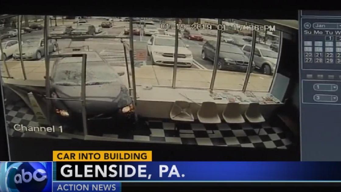 Glenside Local: Glenside In The News Car Crashes Into Laundromat