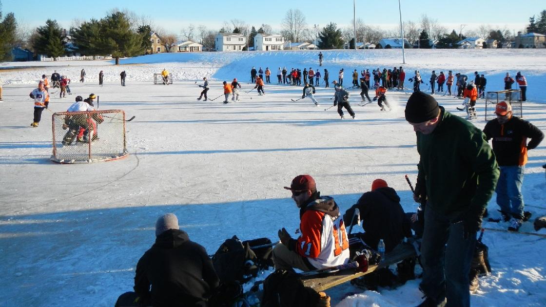 Glenside Local: Ice Skating Rinks  Open In Abingto  n