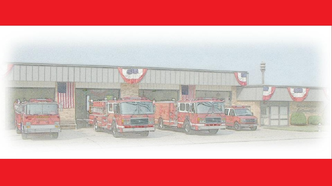 Glenside Local: Gifts Presented To  Oreland Volunteer Fire Company