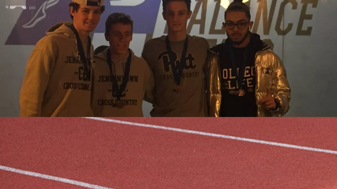 Glenside Local: Jenkintown High School Distance Medley Team  Sets School Record