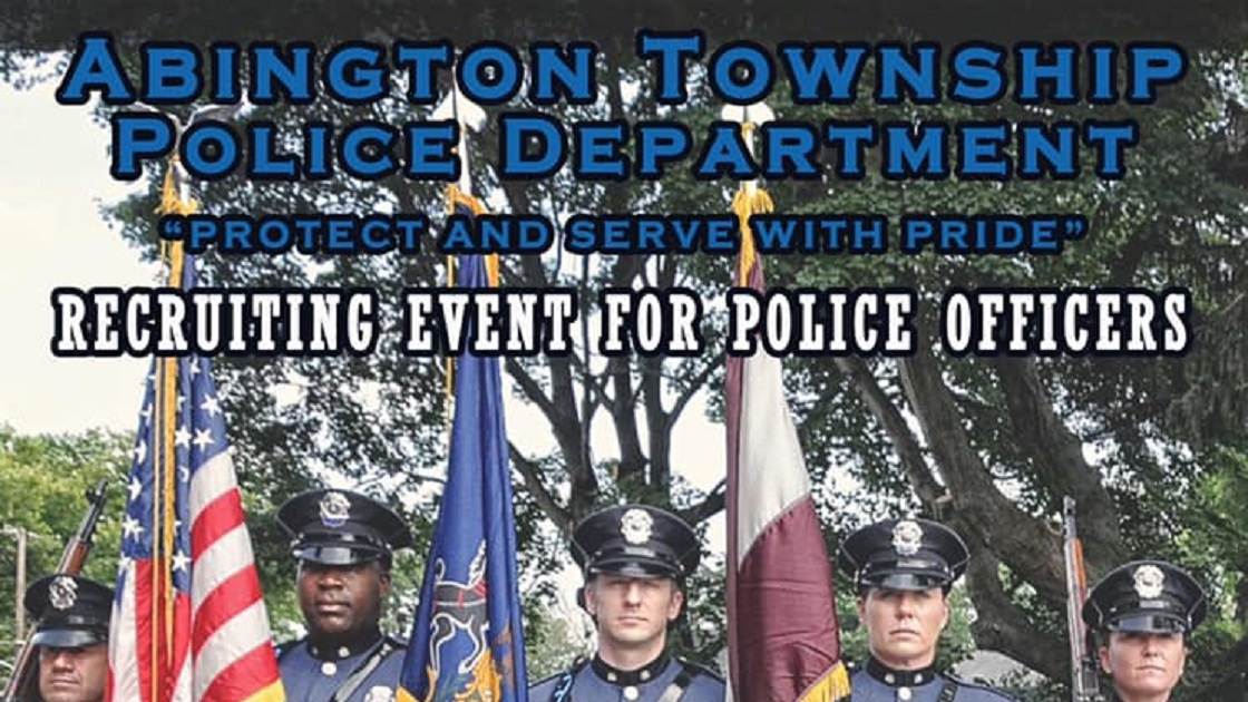 Glenside Local: Abington Township Seeking  Police Officer Candidates