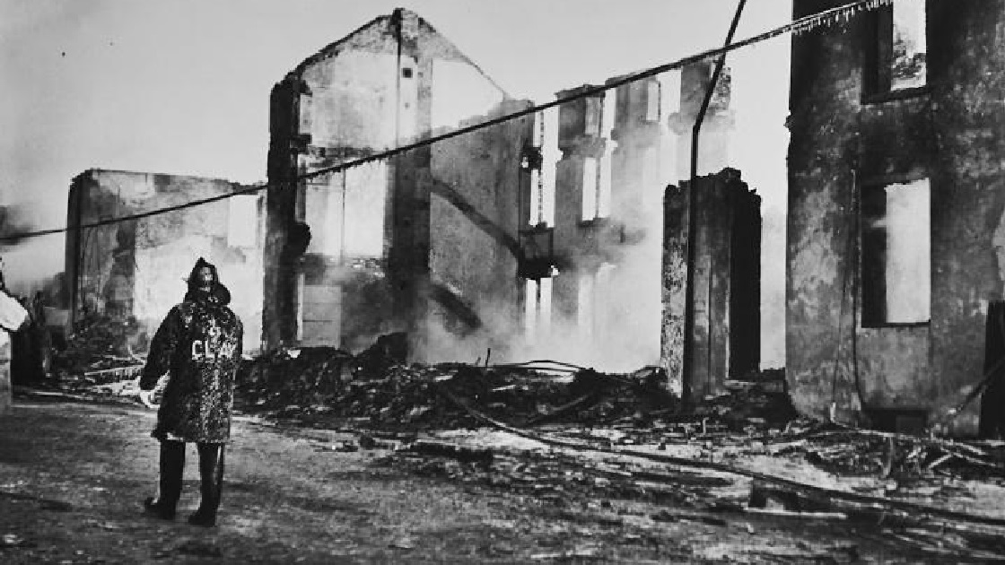 The Freedom Valley Chronicles: West Conshohocken Fires And Explosions