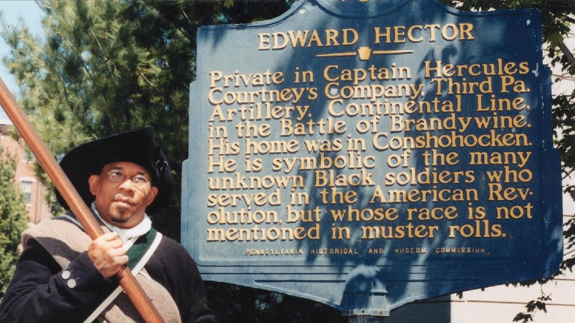 """The Freedom Valley Chronicles: Hector Street and Edward """"Ned"""" Hector"""