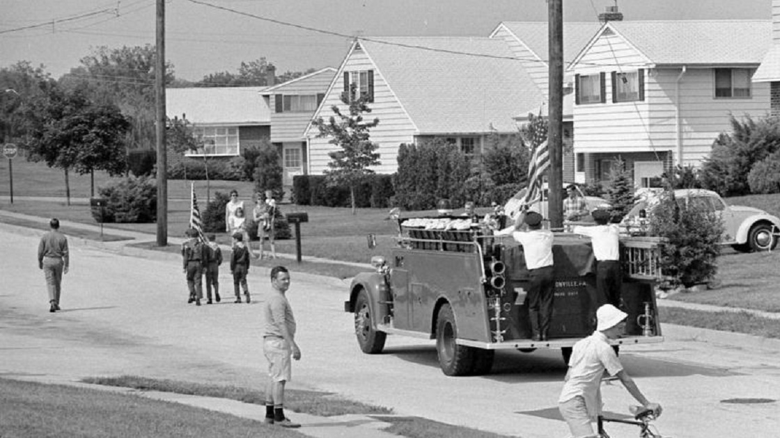 The Freedom Valley Chronicles: Highfield Farms A Look Back On A Fourth Of July Tradition
