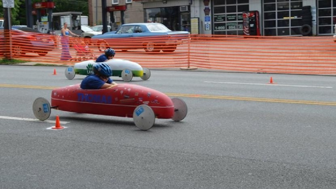 The Freedom Valley Chronicles: Soap Box Derby