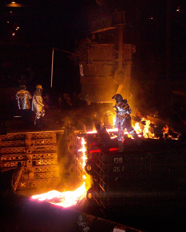 The Ferrum Chronicles: Steel Recycling In Ships Of  The United States Navy