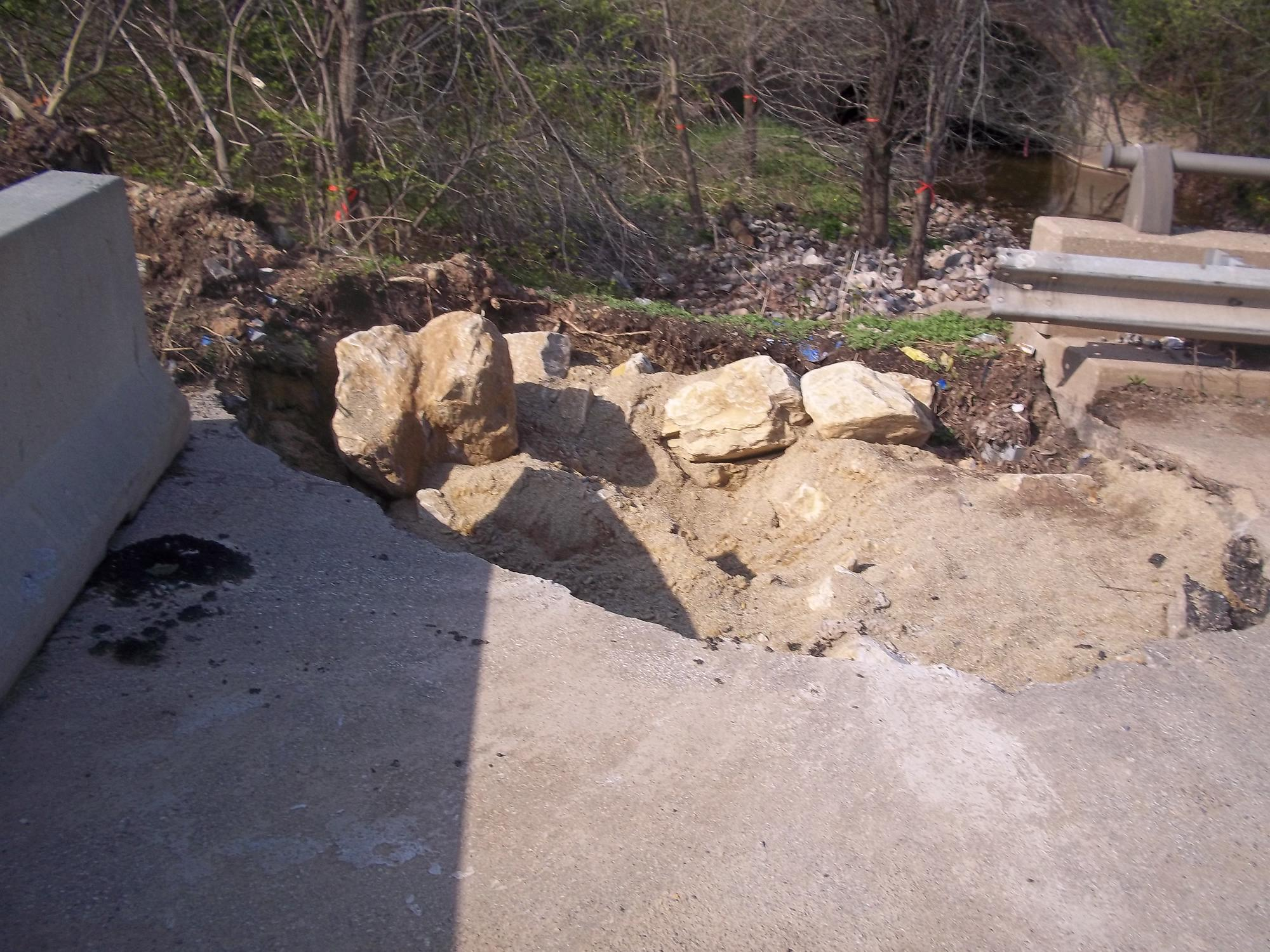 The Freedom Valley Chronicles: Sinkholes - Part Three Plymouth Road Bridge