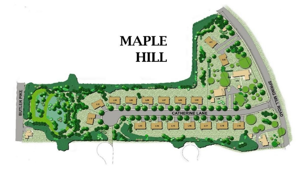 The Freedom Valley Chronicles: Maple Hill