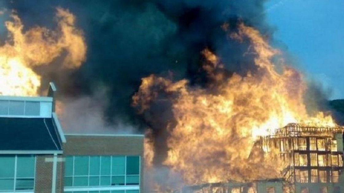 The Freedom Valley Chronicles: Millennium Fire - Part Seventeen Millennium III Office Building