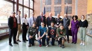 Glenside Local: Abington Senior High School Honors Military Veterans