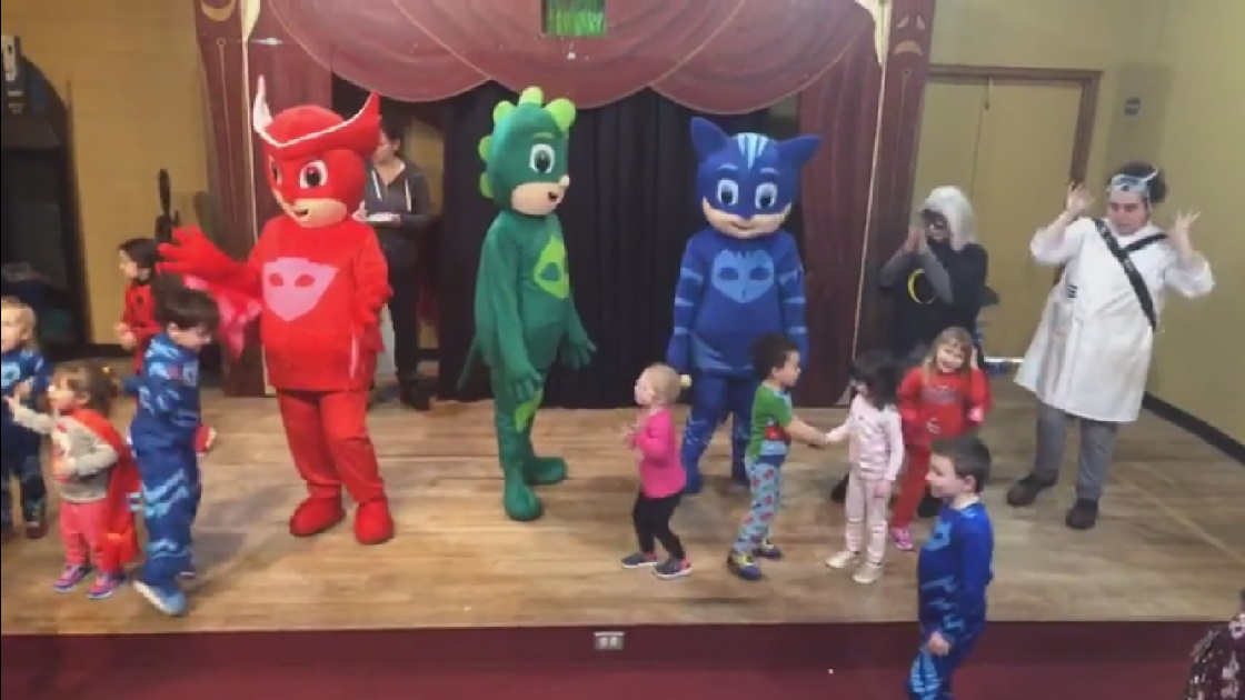 Cherry Hill Now: PJ Masquerade Ball In Cherry Hill
