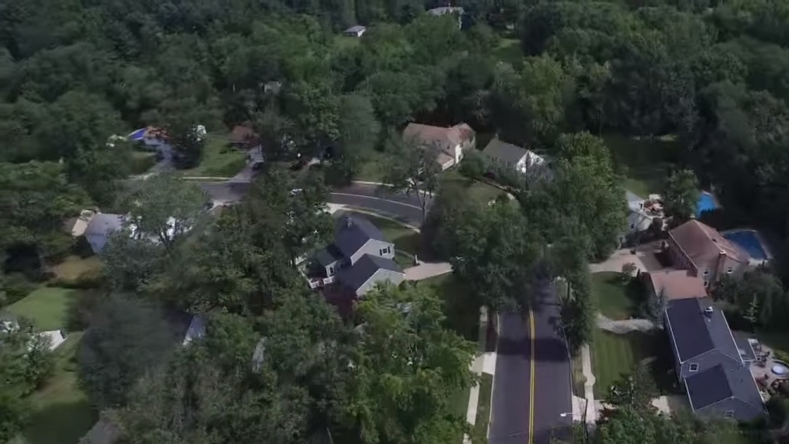 Cherry Hill Now: Barclay Farm by Air Cherry Hill Real Estate Drone Video