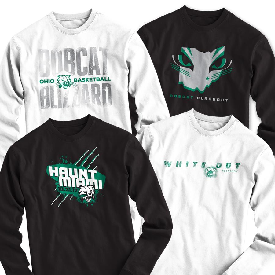 Ohio University Spirit Shirts