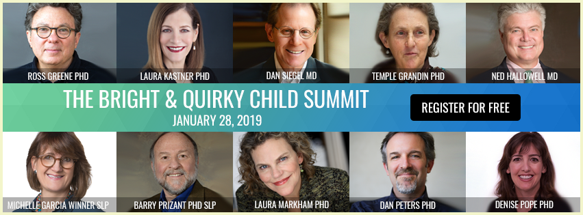 Free, online summit brought to you by Bright & Quirky.