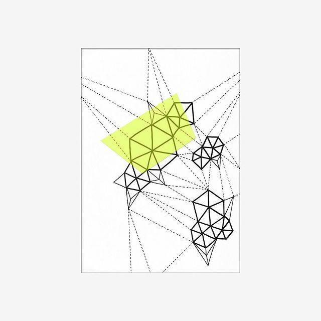 ✏️ #drawing #geometric