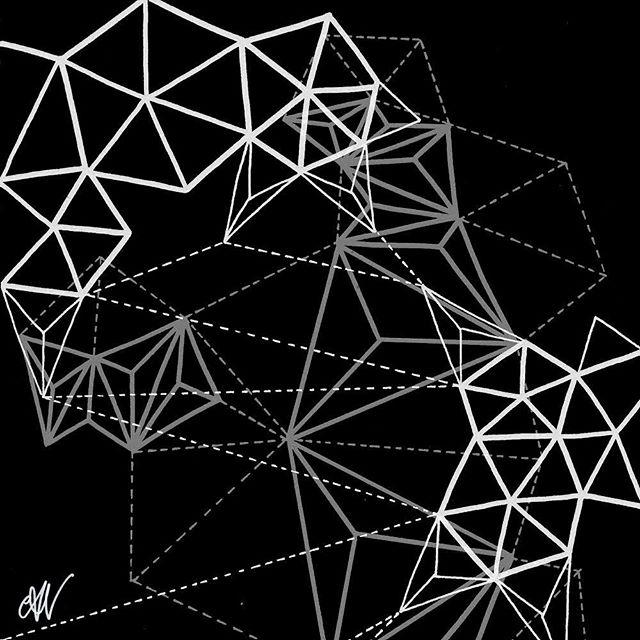 ✏️#drawing #geometric