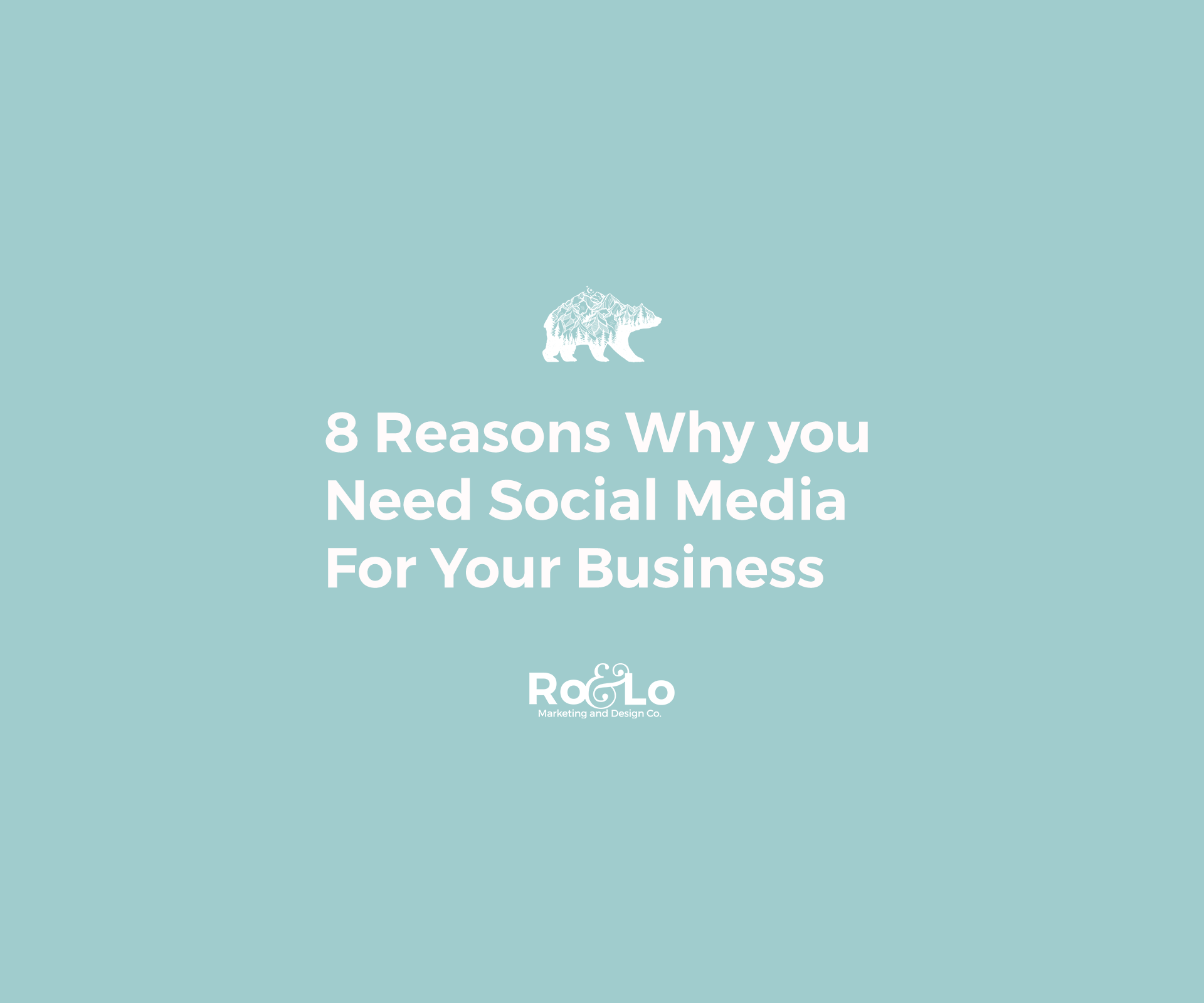 8 Reasons Why You need social media for your businesspng.png