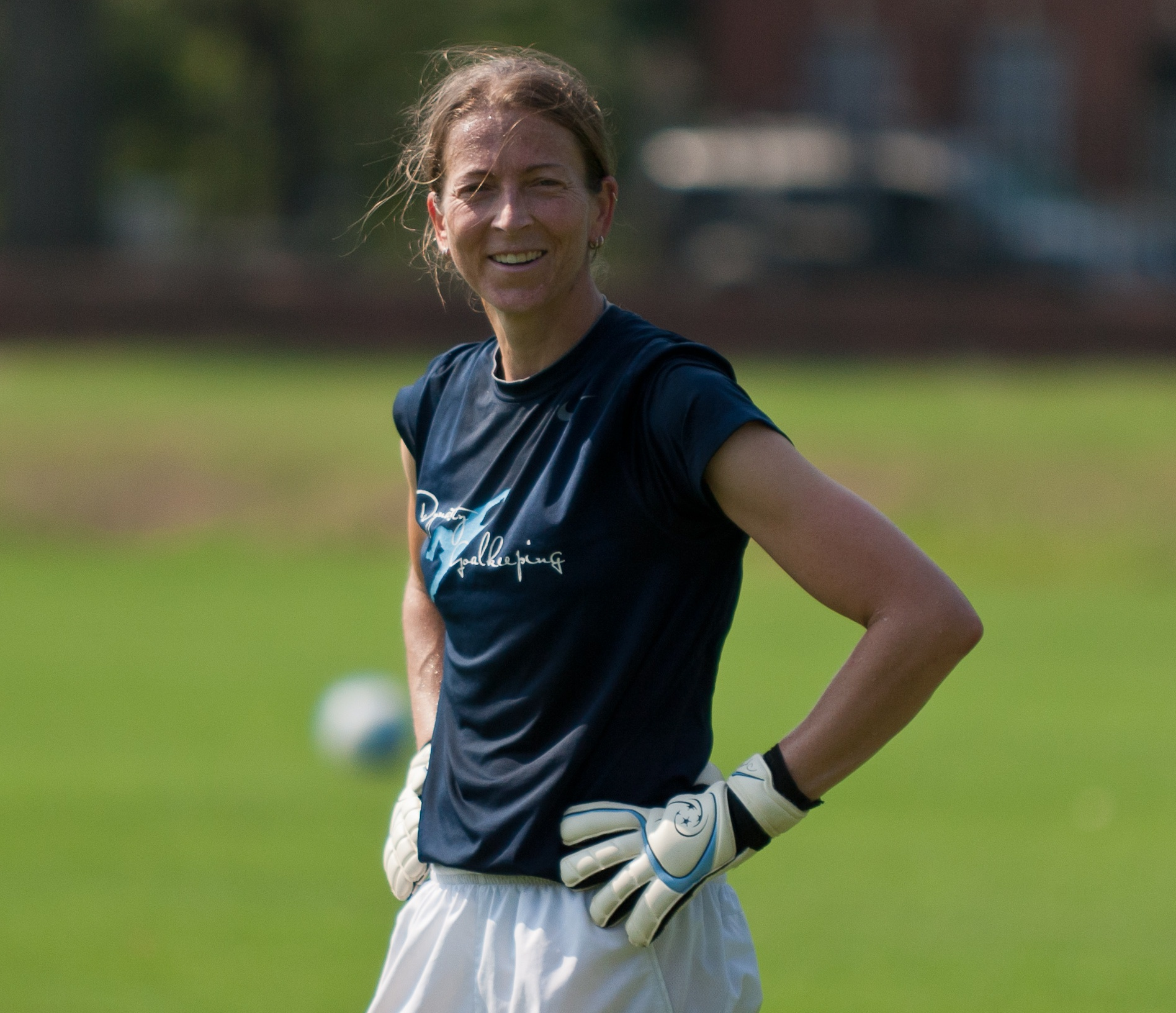 TRACY NOONAN - FORMER USWNT | DYNASTY GOALKEEPING