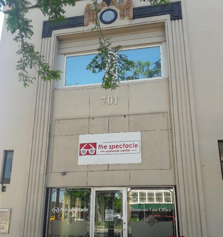 Emporia - This office has closed and merged with The EyeDoctors Optometrists in Emporia as of 8/1/19. Click here for details701 Commercial St. , Emporia, Kansas 66801Phone: 620-481-2010Fax: 620-208-9778Business Hours:Monday, 9 a.m.- 6 p.m. Tuesday, 9 a.m.-5 p.m. Wednesday, 9 a.m.-5 p.m.Thursday, 9 a.m.- 5 p.m. Friday 9 a.m.- 5 p.m.Closed For Lunch From 1 p.m. to 2 p.m. everyday.